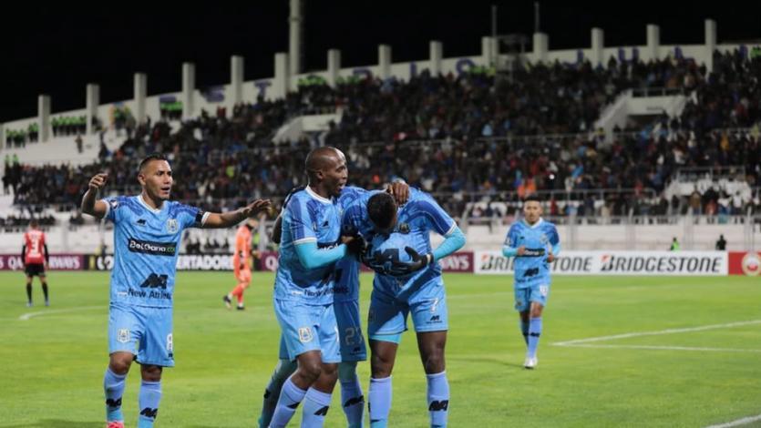 Copa Libertadores: Binacional se hace presente entre los mejores goles del torneo (VIDEO)
