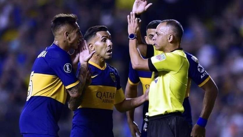 Boca vs. River: El gol anulado a Eduardo Salvio que pudo cambiar el primer tiempo (VIDEO)