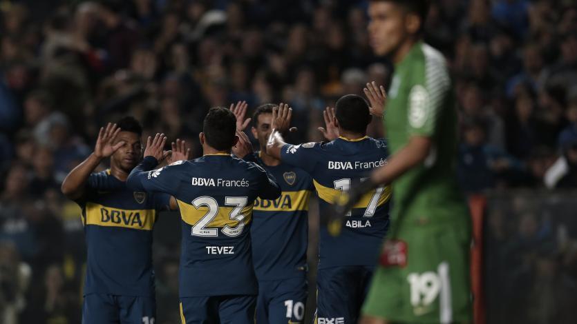 Copa Libertadores: Boca Juniors vapuleó a Alianza Lima y logró clasificar a octavos de final