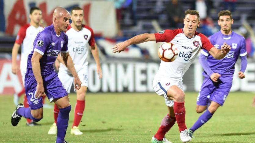 Copa Libertadores: Cerro Porteño clasifica con gol agónico