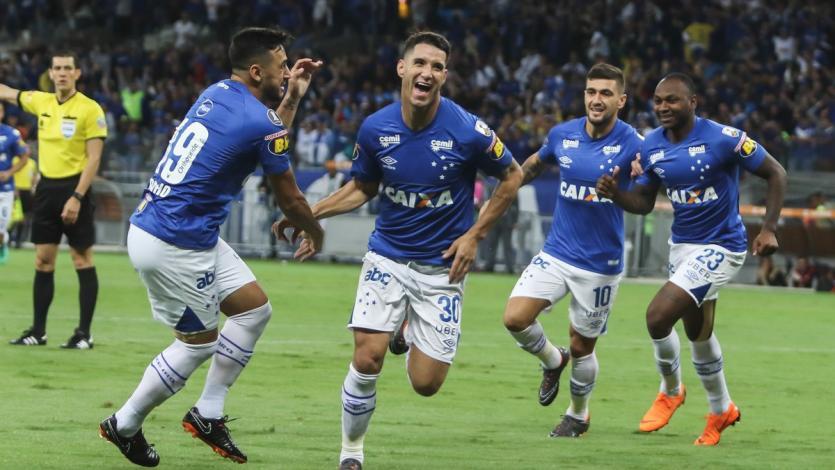 Copa Libertadores: Cruzeiro se queda con el Grupo 5