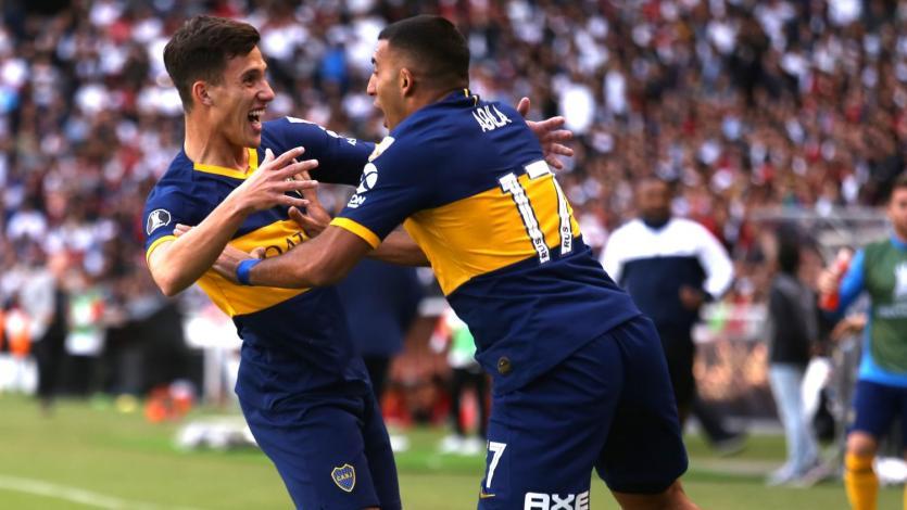 Copa Libertadores: Boca se hizo fuerte en la altura y goleó por 3-0 a LDU (VIDEO)
