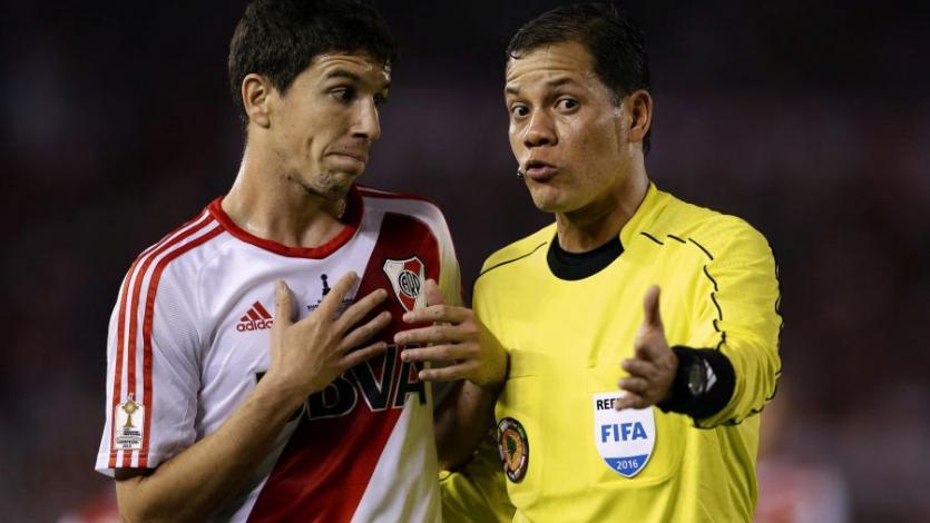 Copa Libertadores: Víctor Hugo Carrillo será el árbitro del River Plate vs. Gremio