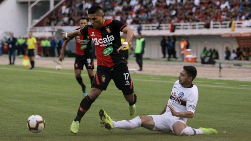 Copa Libertadores: FBC Melgar recibe a Junior (7:30 p.m.)
