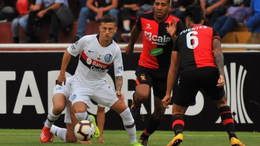 Copa Libertadores: FBC Melgar visita al Palmeiras (5:15 p.m.)