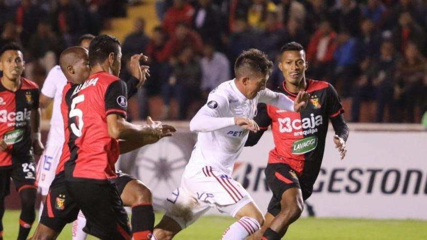 Copa Libertadores: John Narváez destaca en el torneo