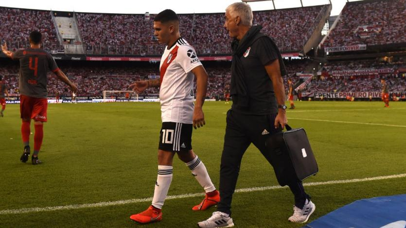 Copa Libertadores: Juan Fernando Quintero es duda para enfrentar a Alianza Lima