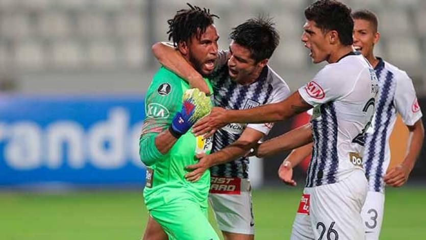 Copa Libertadores: Pedro Gallese destaca en las 2 primeras fechas