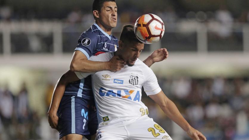 Copa Libertadores: Real Garcilaso igualó en Brasil y se despidió del certamen