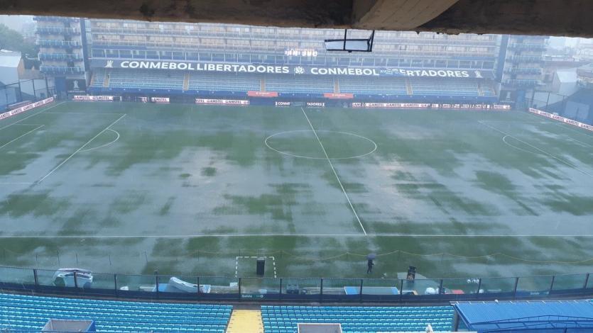 Copa Libertadores: Se suspendió el Boca vs. River