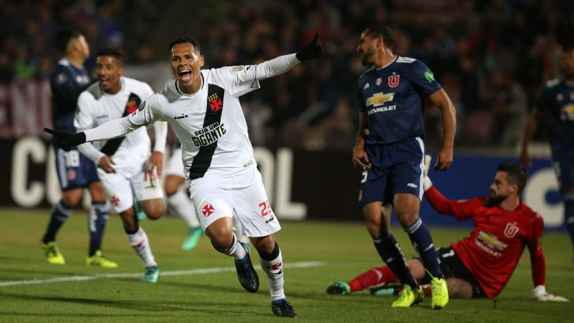 Copa Libertadores: Vasco da Gama clasifica a la Copa Sudamericana