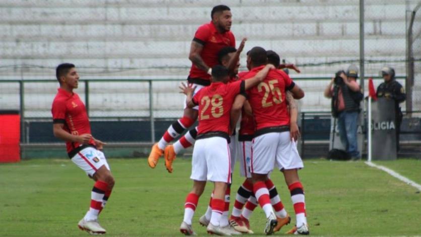 FBC Melgar se hizo fuerte en Matute y venció a Alianza Lima
