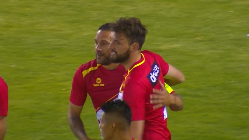 Sport Huancayo superó a Sport Rosario en duelo lleno de goles