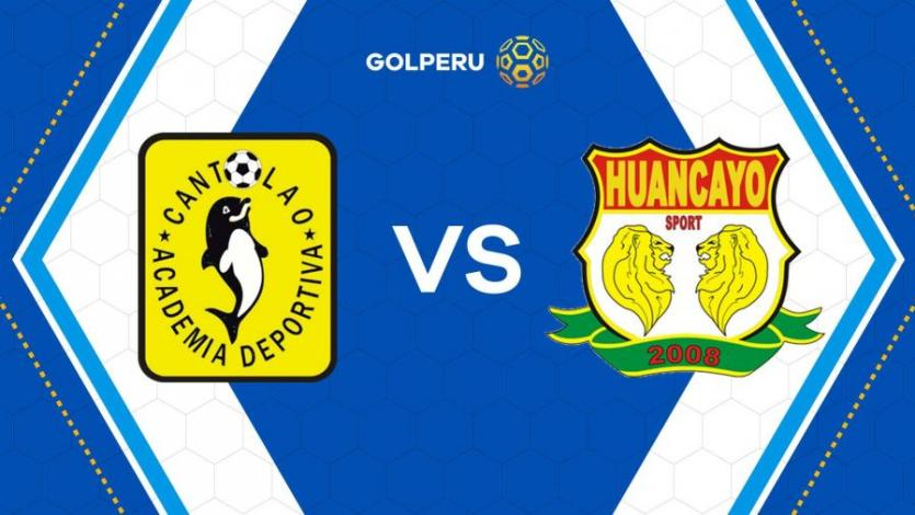 Cantolao y Sport Huancayo buscan volver al triunfo en el Callao