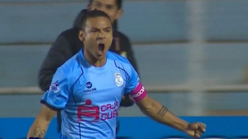 Real Garcilaso venció a UTC en el Cusco