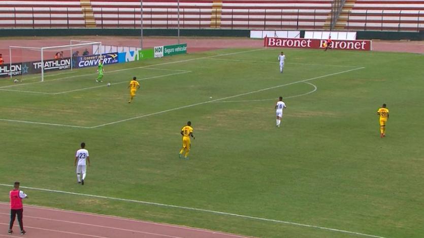 Academia Cantolao empató 1-1 ante la Universidad San Martín