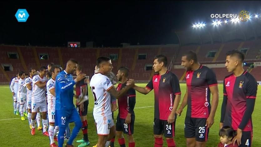 EN VIVO por GOLPERU: FBC Melgar 3-0 Ayacucho FC