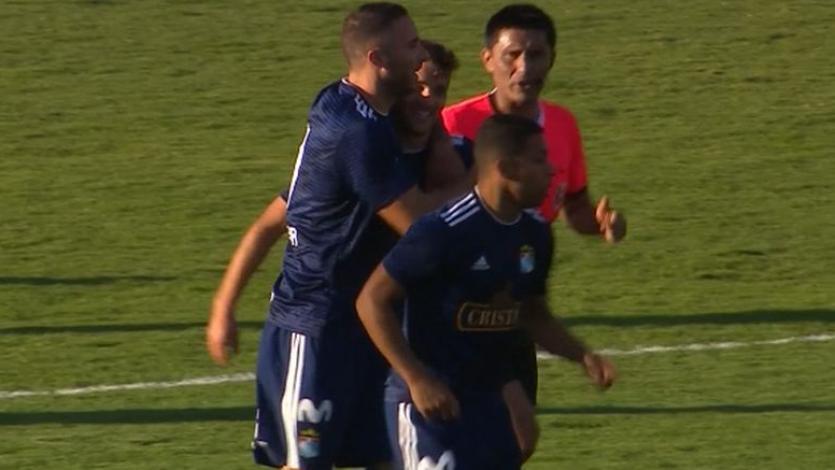 Sporting Cristal se hizo fuerte en la casa de Ayacucho FC