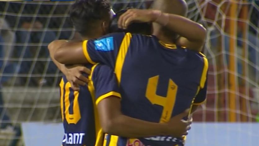 Copa Movistar: Sport Rosario venció por primera vez a Alianza Lima