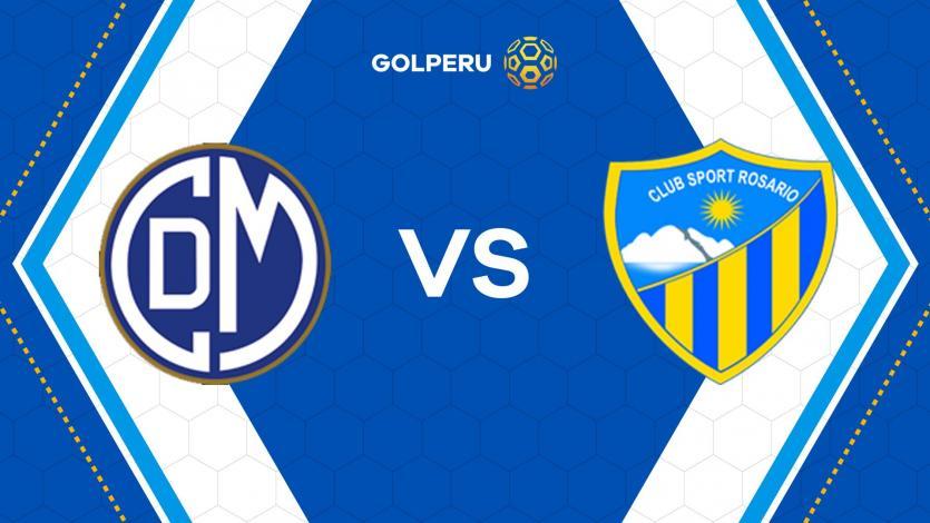 Deportivo Municipal y Sport Rosario buscan los 3 puntos en el Callao