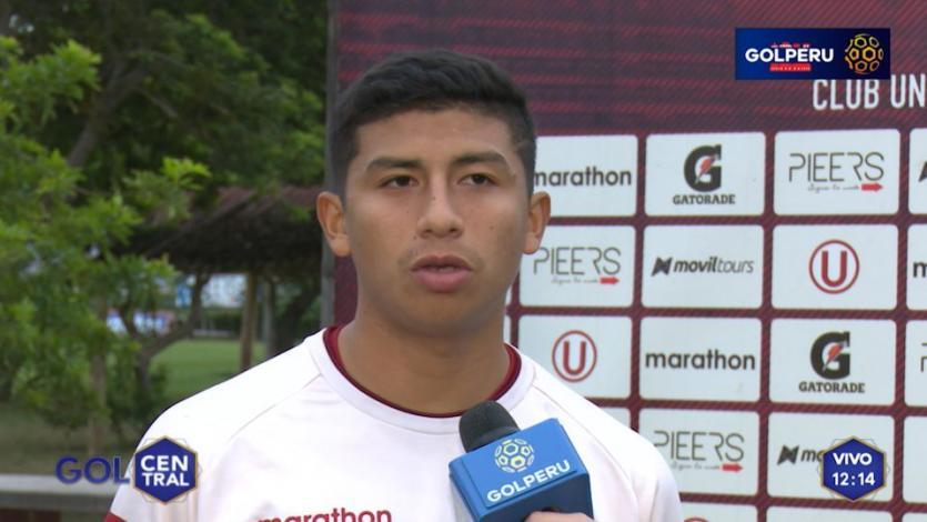 Brayan Velarde:
