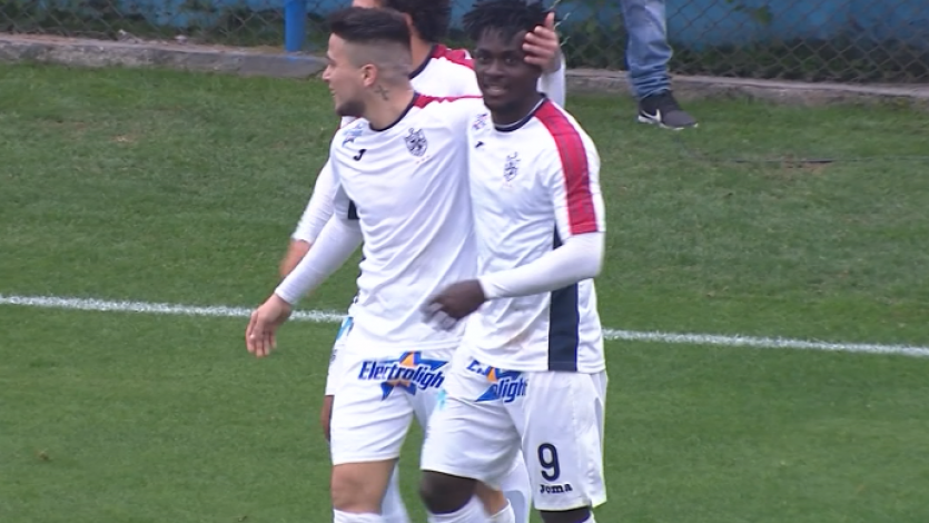 San Martín cortó la mala racha goleando a Deportivo Municipal