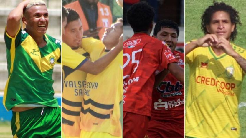 Copa Perú: así quedaron los partidos de ida de los 16avos. de final de la Etapa Nacional