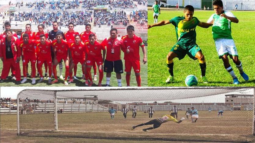 Copa Perú: Huracán, UDA y Credicoop siguen en la punta