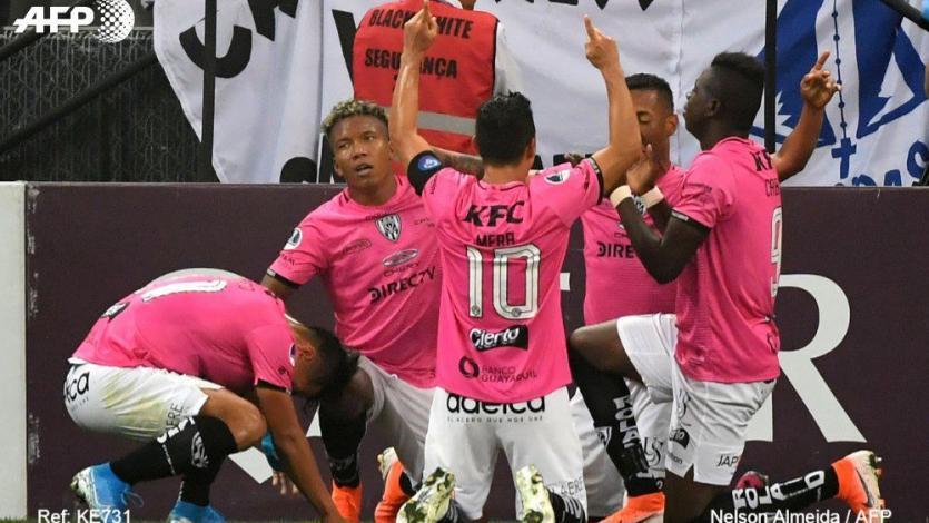 Copa Sudamericana: Independiente del Valle sorprendió a Corinthians en las semifinales (VIDEO)
