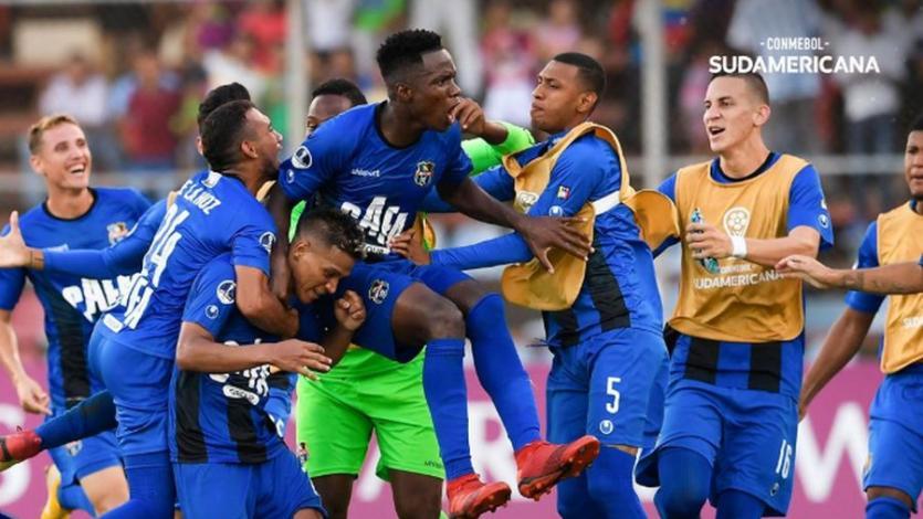 Copa Sudamericana: Zulia de Venezuela será rival de Sporting Cristal en octavos de final