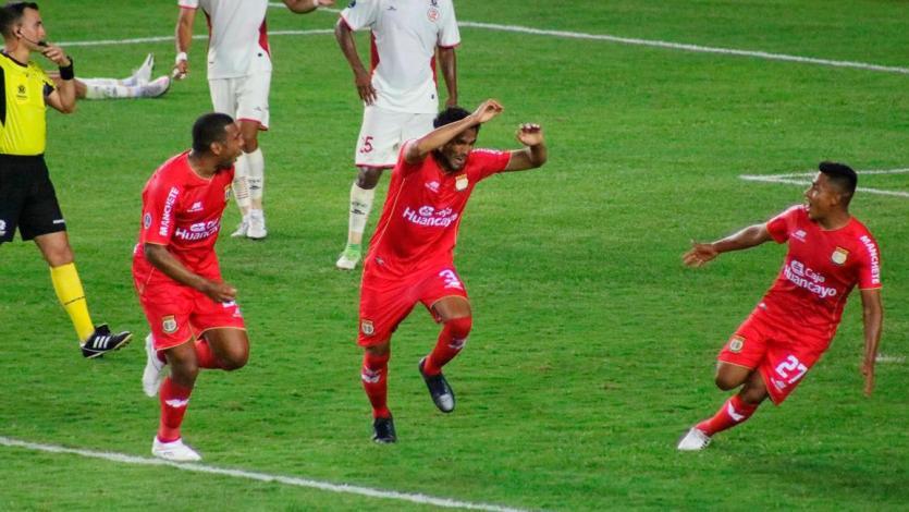 Copa Sudamericana: este sería el once de Sport Huancayo para enfrentar a Peñarol