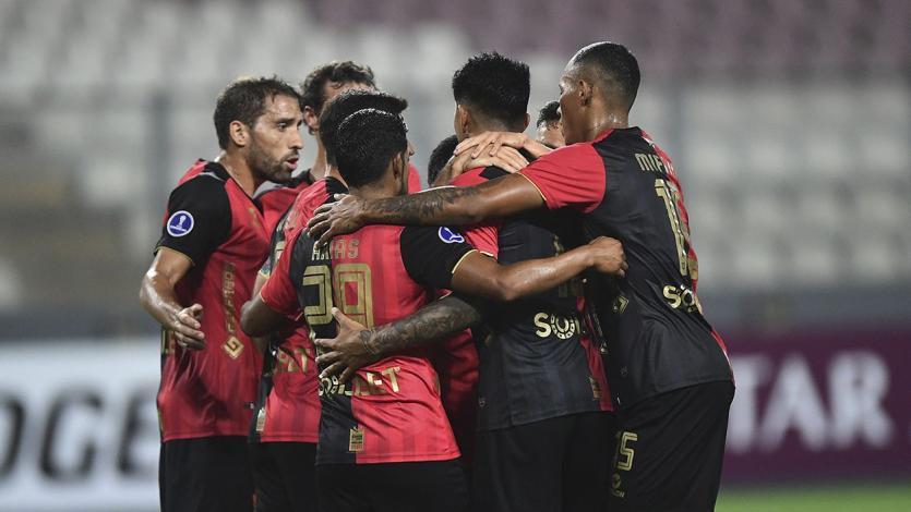 Copa Sudamericana: FBC Melgar ganó 1-0 a Athletico Paranaense por la fecha 3 del grupo D