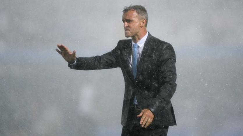 Copa Sudamericana: La final se paralizó por fuertes lluvias en Asunción (VIDEO)