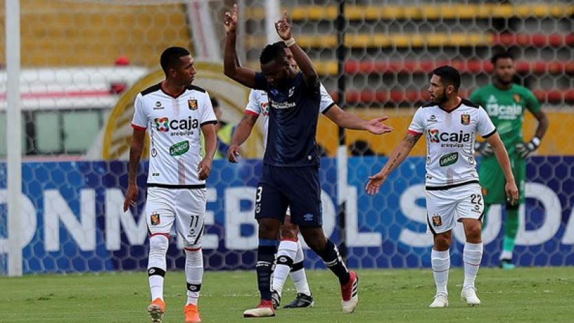 Copa Sudamericana: FBC Melgar recibe a la Universidad Católica (5:15 p.m.)