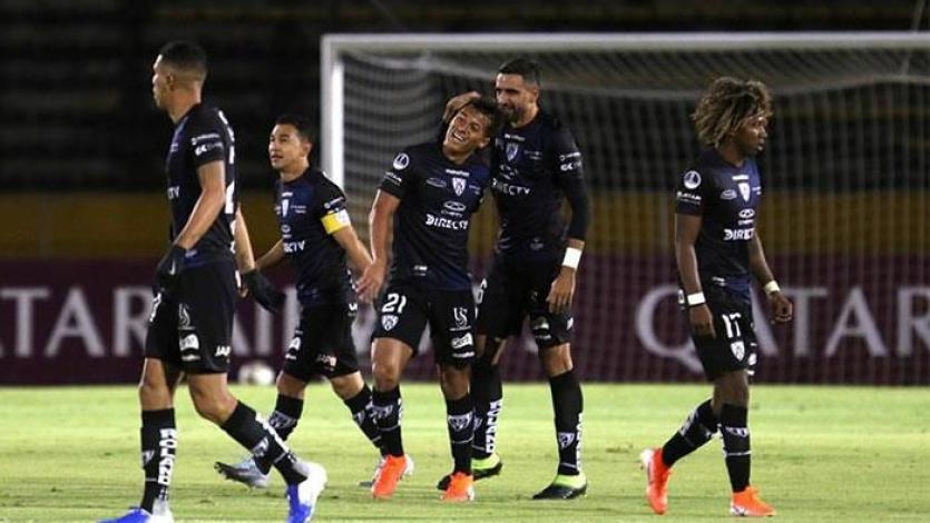Copa Sudamericana: Independiente del Valle eliminó a Corinthians y está en la final (VIDEO)