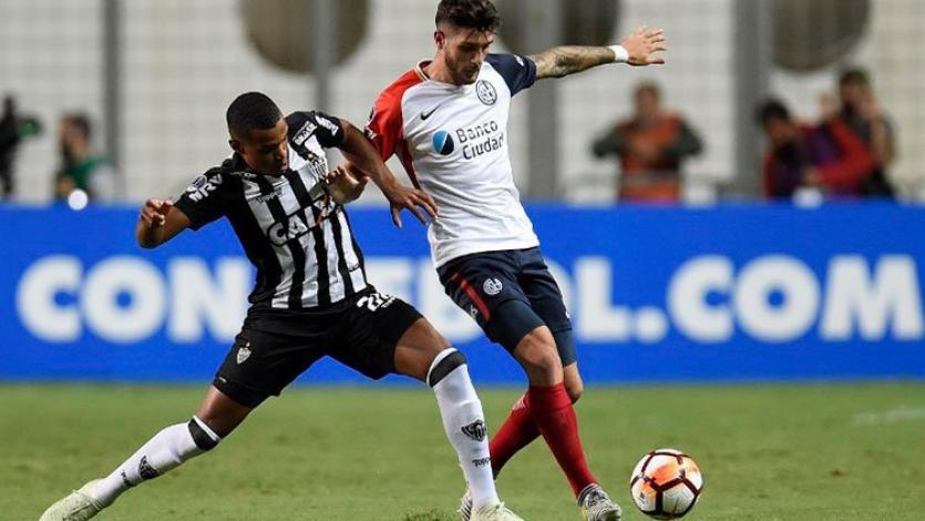 Copa Sudamericana: San Lorenzo pasa de ronda en suelo brasilero