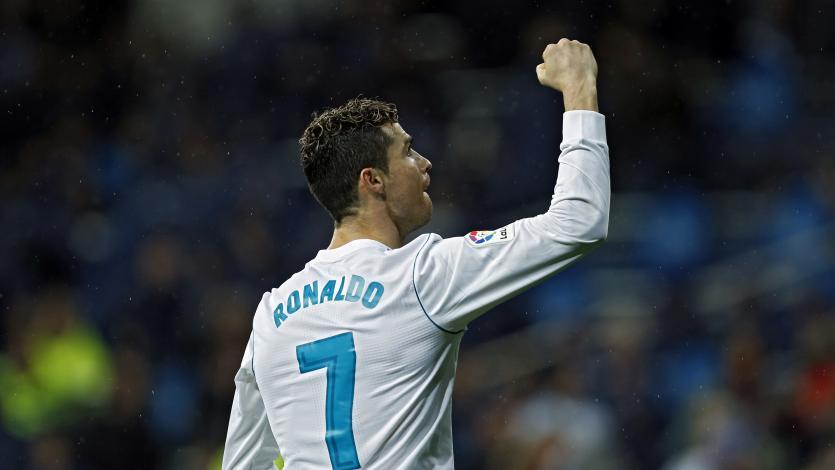Real Madrid derrotó al Getafe con doblete de CR7