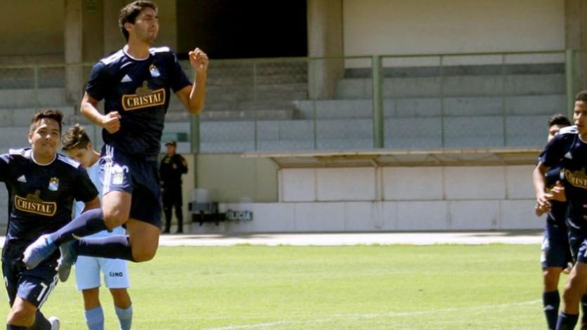 Sporting Cristal sigue firme en la punta del Torneo de Reservas