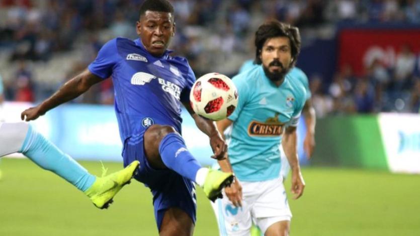 Sporting Cristal cayó en su visita a Emelec en Ecuador