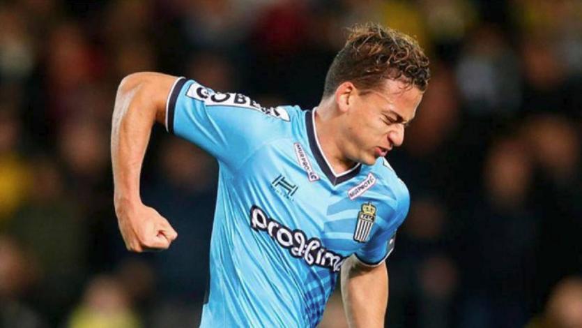 Cristian Benavente está próximo a firmar por el Royal Antwerp de Bélgica