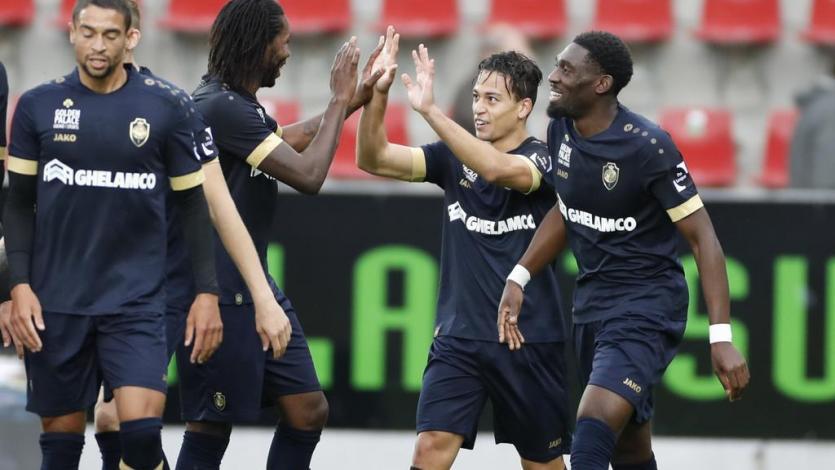 Royal Antwerp: Cristian Benavente debuta en la Europa League visitando a Ludogorest