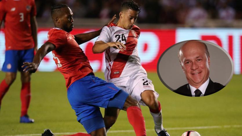 Periodista colombiano arremetió contra Cristian Benavente: