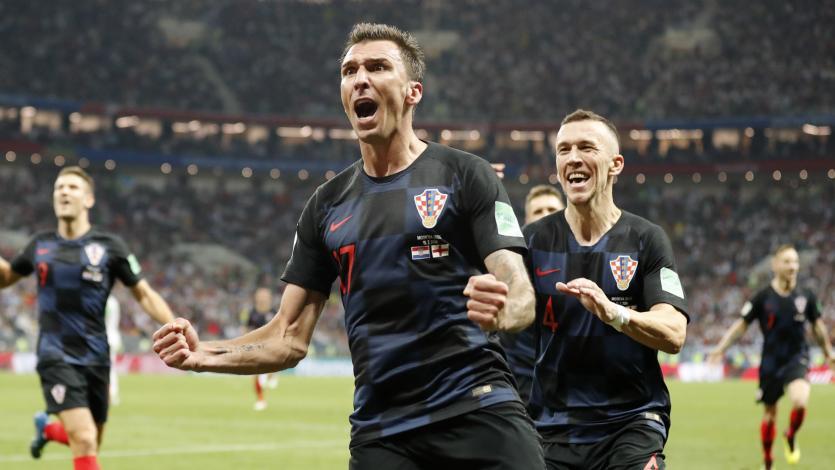 Rusia 2018: Croacia derrotó a Inglaterra y enfrentará a Francia en la gran final