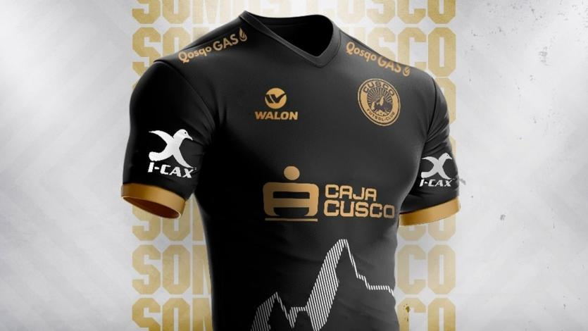 Cusco FC presentó su nueva camiseta oficial para la temporada 2021 (VIDEO)