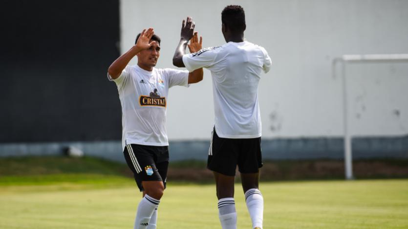 Sporting Cristal 2-0 Academia Cantolao: mira en exclusiva todos los goles del partido de práctica (VIDEO)