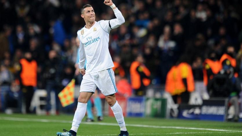 Cristiano Ronaldo: la racha goleadora del portugués en Champions League