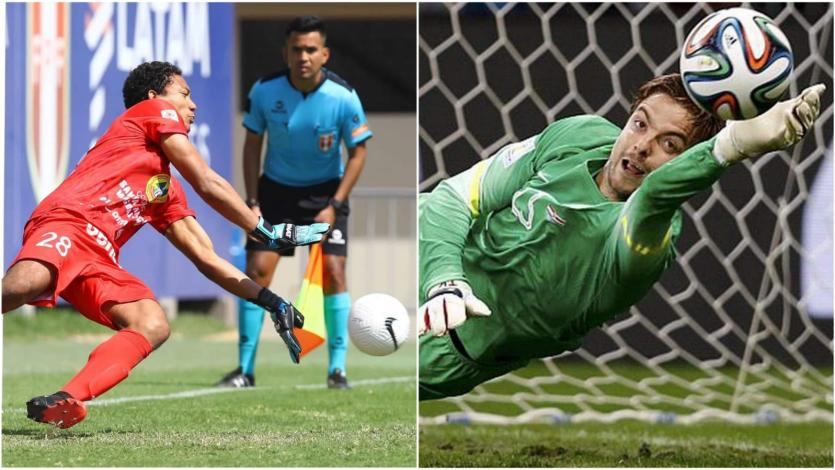 Copa Bicentenario: Andy Vidal fue el héroe de Ayacucho FC como Tim Krul con Holanda en Brasil 2014 (VIDEO)
