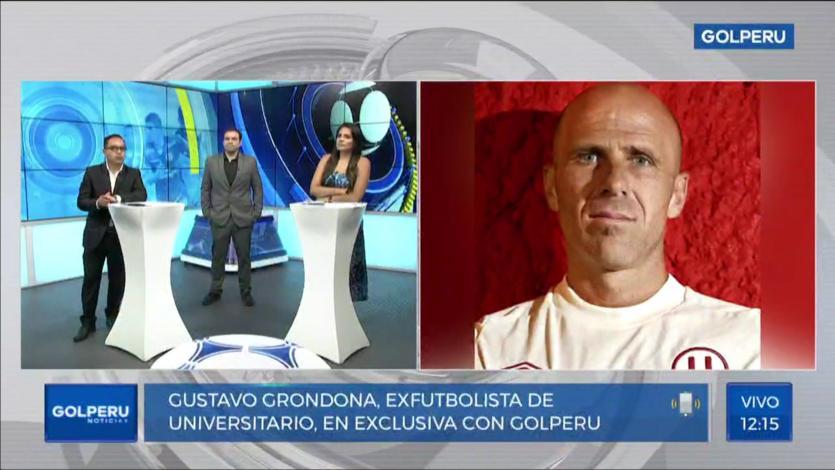 Gustavo Grondona: