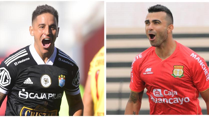 Liga1 Betsson: Sporting Cristal ante Sport Huancayo por la fecha 8, conoce las posibles alineaciones del partido