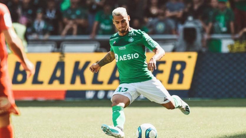 Saint-Etienne, con Miguel Trauco, cayó de local ante Nantes que no contó con Cristian Benavente (VIDEO)